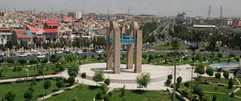 اتوبار و باربری اندیشه تهران
